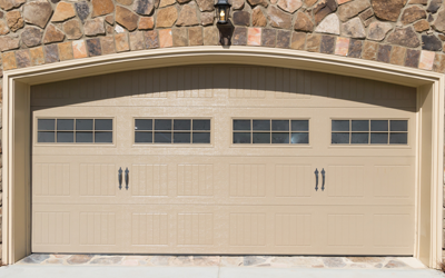 3 common garage door materials their usage for Garage door materials