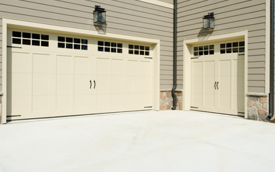 How To Keep Garage Door Secure During The Summertime?